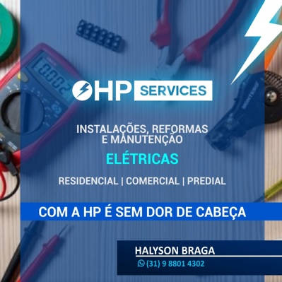 HP SERVICES Itabirito MG